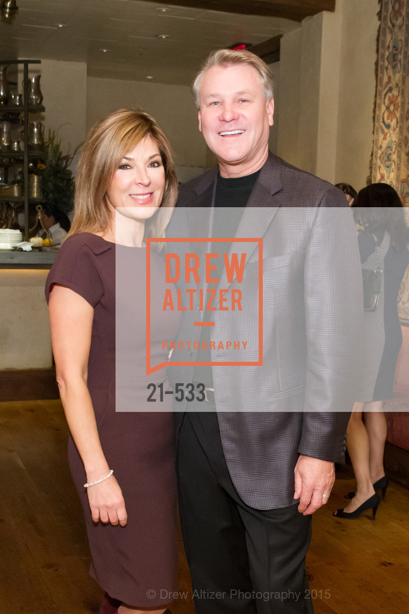 Vicki Liviakis, Randy Fry, Hellenic Charity Ball Cocktail Reception, Kokkari. 200 Jackson St, San Francisco, CA 94111, November 13th, 2015,Drew Altizer, Drew Altizer Photography, full-service agency, private events, San Francisco photographer, photographer california