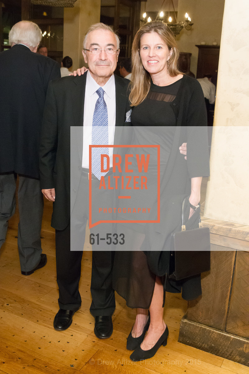 Thanos Triant, Ingrid Marlow, Hellenic Charity Ball Cocktail Reception, Kokkari. 200 Jackson St, San Francisco, CA 94111, November 13th, 2015,Drew Altizer, Drew Altizer Photography, full-service event agency, private events, San Francisco photographer, photographer California