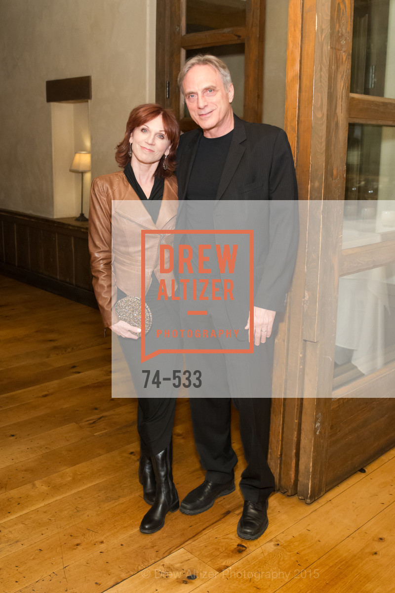 Marilu Henner, Michael Brown, Hellenic Charity Ball Cocktail Reception, Kokkari. 200 Jackson St, San Francisco, CA 94111, November 13th, 2015,Drew Altizer, Drew Altizer Photography, full-service agency, private events, San Francisco photographer, photographer california