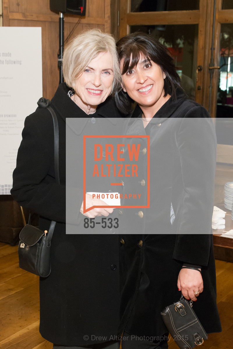Beverly Bogios, Claudia Soto, Hellenic Charity Ball Cocktail Reception, Kokkari. 200 Jackson St, San Francisco, CA 94111, November 13th, 2015,Drew Altizer, Drew Altizer Photography, full-service agency, private events, San Francisco photographer, photographer california