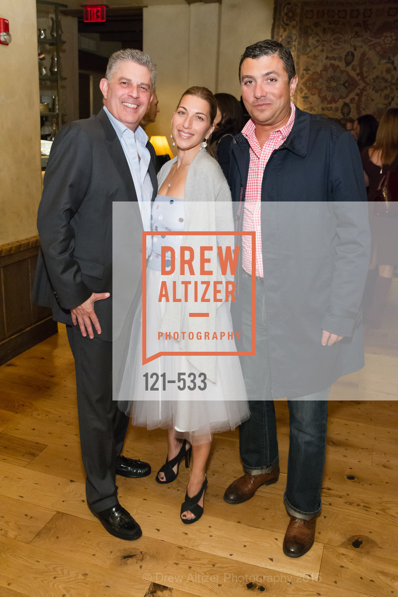 Paul Sogotis, Dora Gavros, George Gavros, Hellenic Charity Ball Cocktail Reception, Kokkari. 200 Jackson St, San Francisco, CA 94111, November 13th, 2015,Drew Altizer, Drew Altizer Photography, full-service agency, private events, San Francisco photographer, photographer california