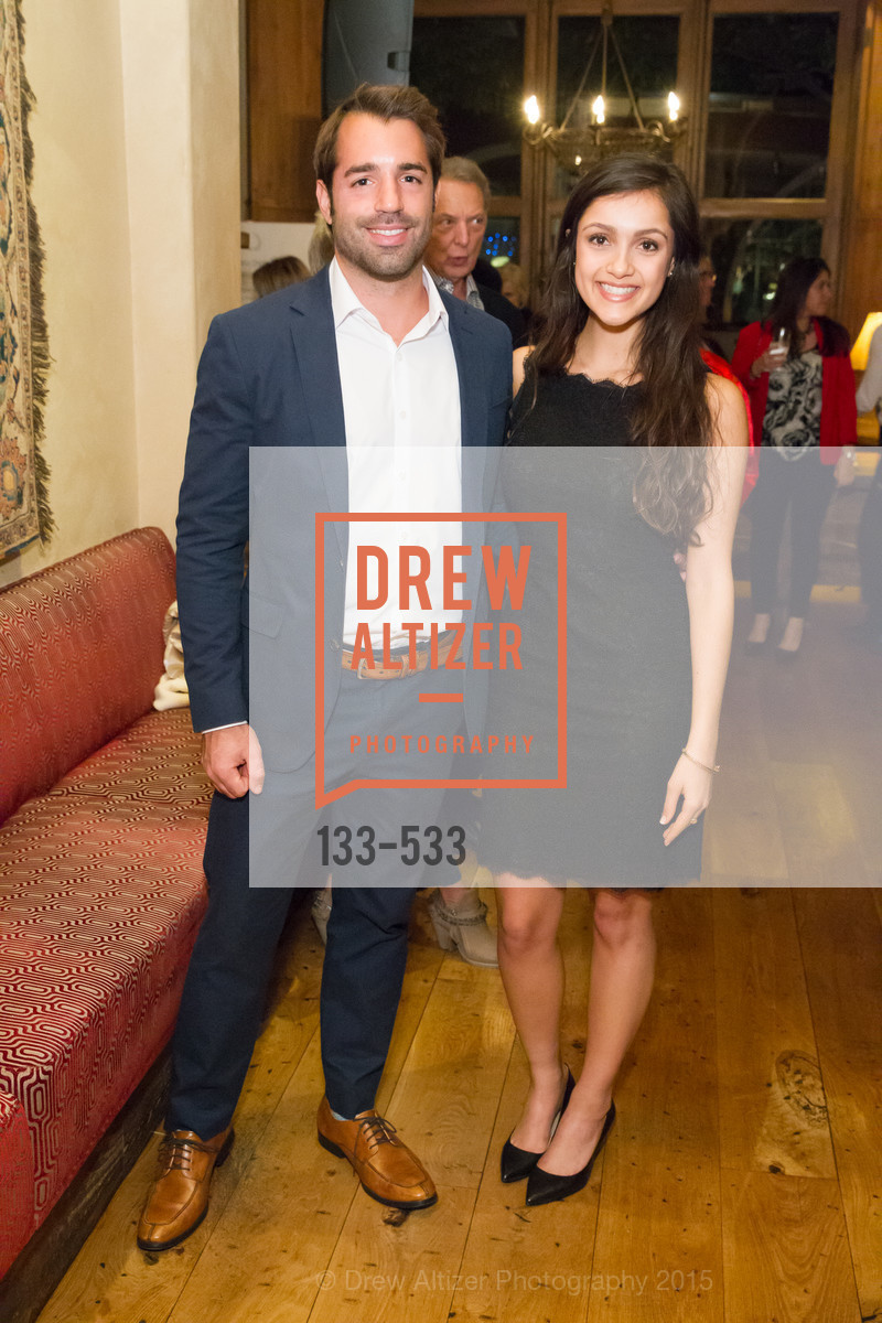 Phil Dauria, Hellenic Charity Ball Cocktail Reception, Kokkari. 200 Jackson St, San Francisco, CA 94111, November 13th, 2015,Drew Altizer, Drew Altizer Photography, full-service agency, private events, San Francisco photographer, photographer california