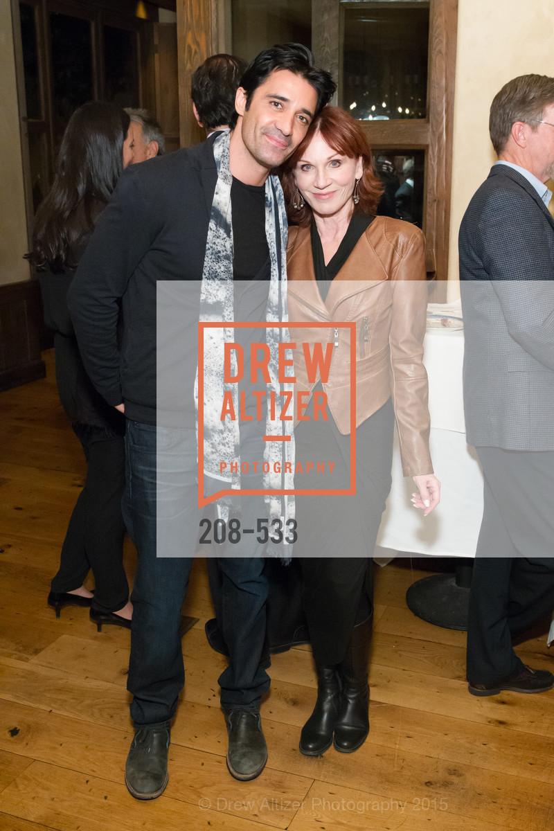 Gilles Marini, Marilu Henner, Hellenic Charity Ball Cocktail Reception, Kokkari. 200 Jackson St, San Francisco, CA 94111, November 13th, 2015,Drew Altizer, Drew Altizer Photography, full-service agency, private events, San Francisco photographer, photographer california