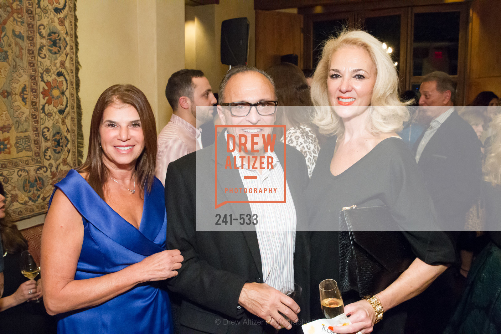Constantine Makris, Athena Marks, Hellenic Charity Ball Cocktail Reception, Kokkari. 200 Jackson St, San Francisco, CA 94111, November 13th, 2015,Drew Altizer, Drew Altizer Photography, full-service agency, private events, San Francisco photographer, photographer california