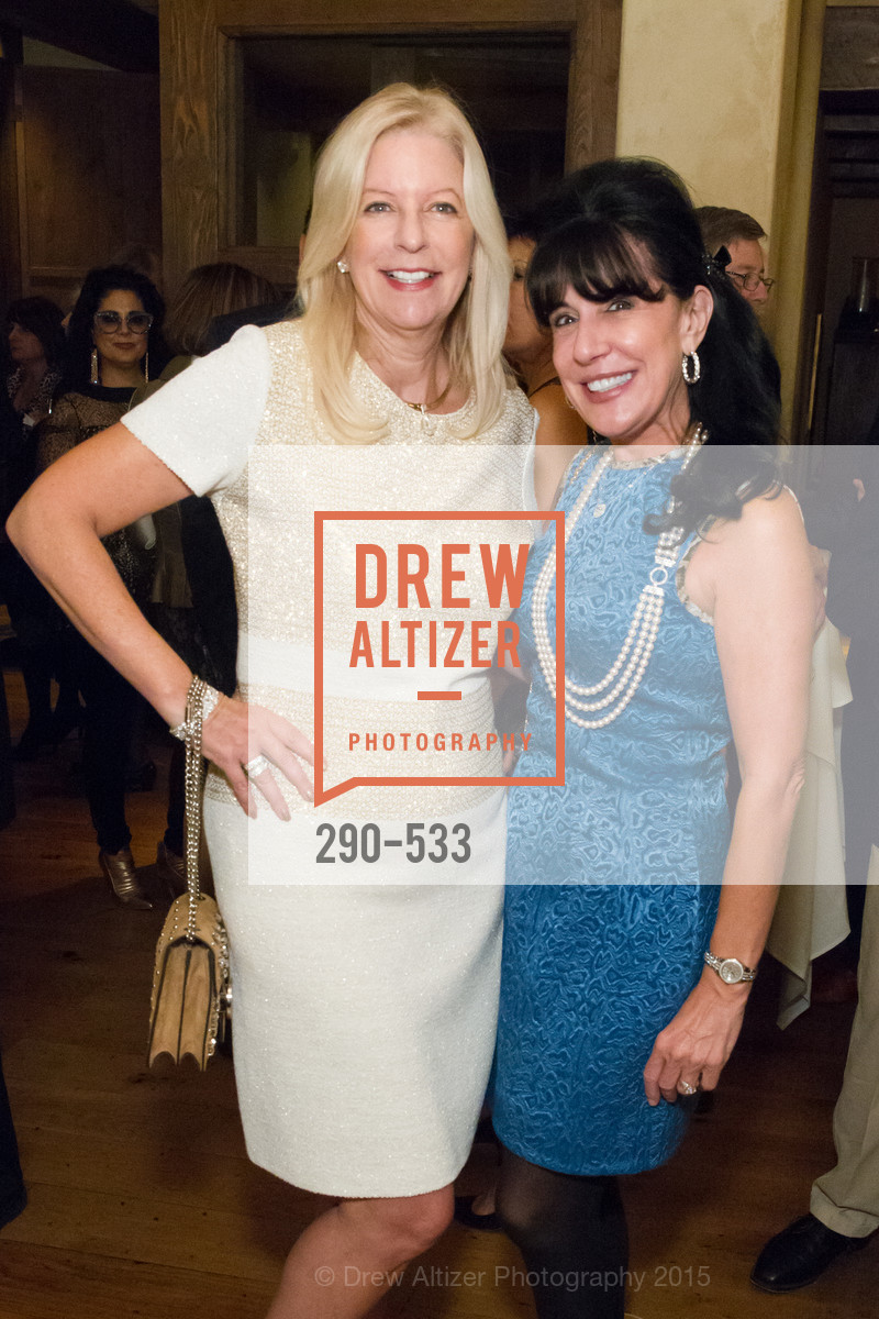 Judy Padis, Jeannie Ranglas, Hellenic Charity Ball Cocktail Reception, Kokkari. 200 Jackson St, San Francisco, CA 94111, November 13th, 2015,Drew Altizer, Drew Altizer Photography, full-service event agency, private events, San Francisco photographer, photographer California