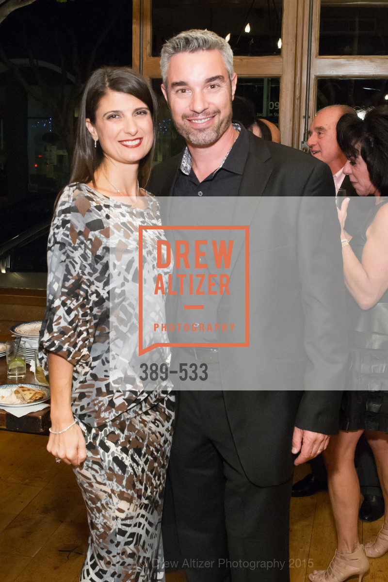 Irene Kyriacou, Chris Kyriacou, Hellenic Charity Ball Cocktail Reception, Kokkari. 200 Jackson St, San Francisco, CA 94111, November 13th, 2015,Drew Altizer, Drew Altizer Photography, full-service agency, private events, San Francisco photographer, photographer california