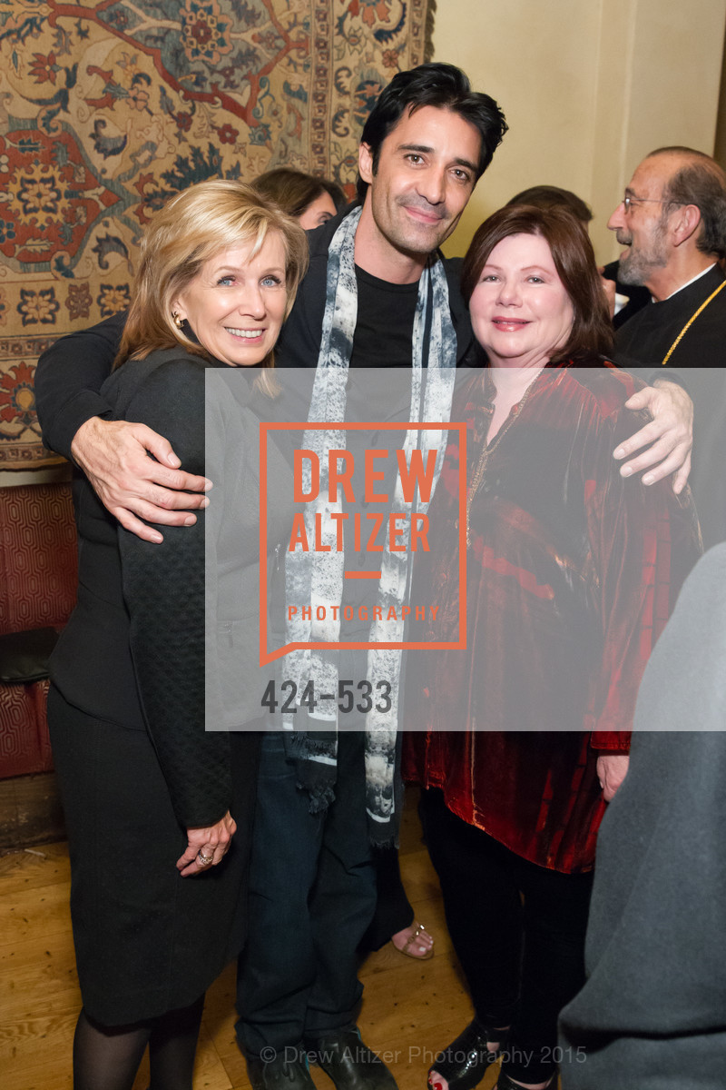 Christ Kamages, Gilles Marini, Celia Manitsas, Hellenic Charity Ball Cocktail Reception, Kokkari. 200 Jackson St, San Francisco, CA 94111, November 13th, 2015,Drew Altizer, Drew Altizer Photography, full-service agency, private events, San Francisco photographer, photographer california