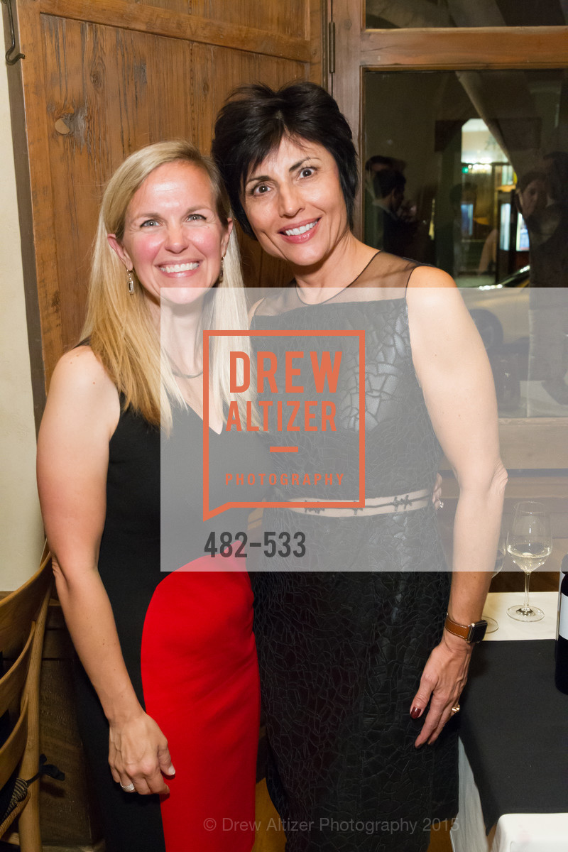 Jennifer Carlin, Joan Dauria, Hellenic Charity Ball Cocktail Reception, Kokkari. 200 Jackson St, San Francisco, CA 94111, November 13th, 2015,Drew Altizer, Drew Altizer Photography, full-service agency, private events, San Francisco photographer, photographer california