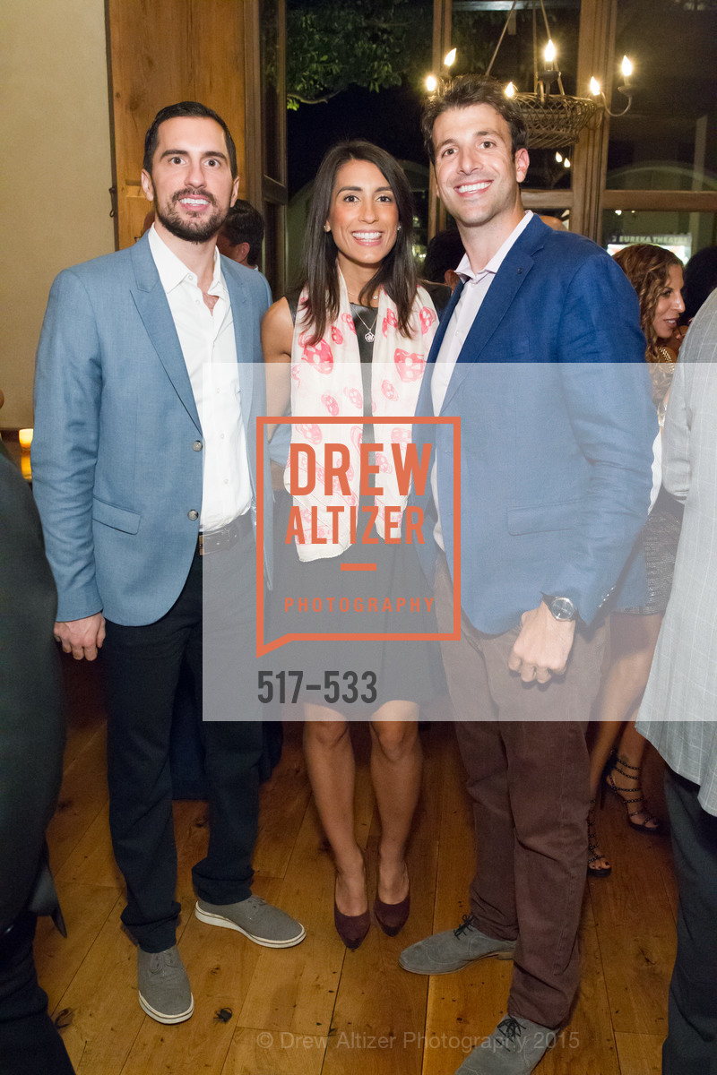 Loukas Kozonis, Vickie Diamond, Jason Diamond, Hellenic Charity Ball Cocktail Reception, Kokkari. 200 Jackson St, San Francisco, CA 94111, November 13th, 2015,Drew Altizer, Drew Altizer Photography, full-service agency, private events, San Francisco photographer, photographer california