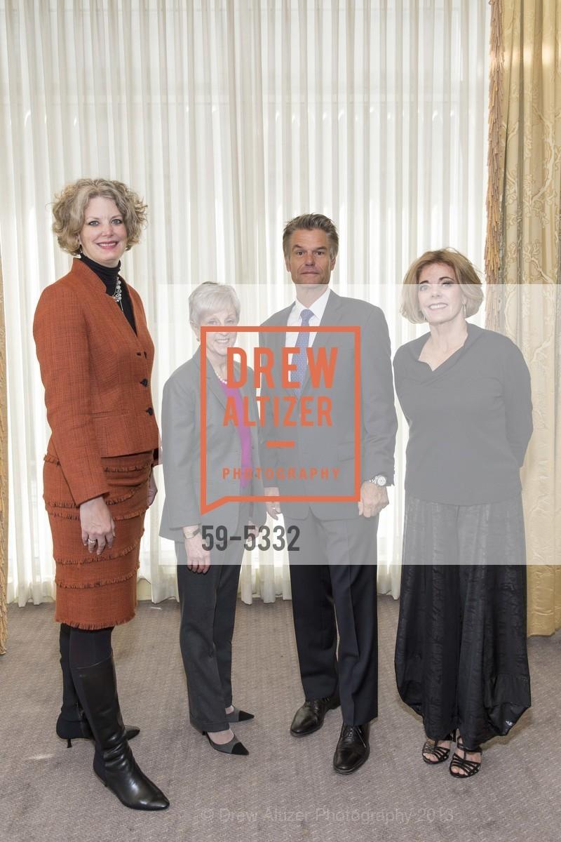 Jennifer Lindsay, Nancy Livingston, Harry Hamlin, Diane Hoge, Photo #59-5332
