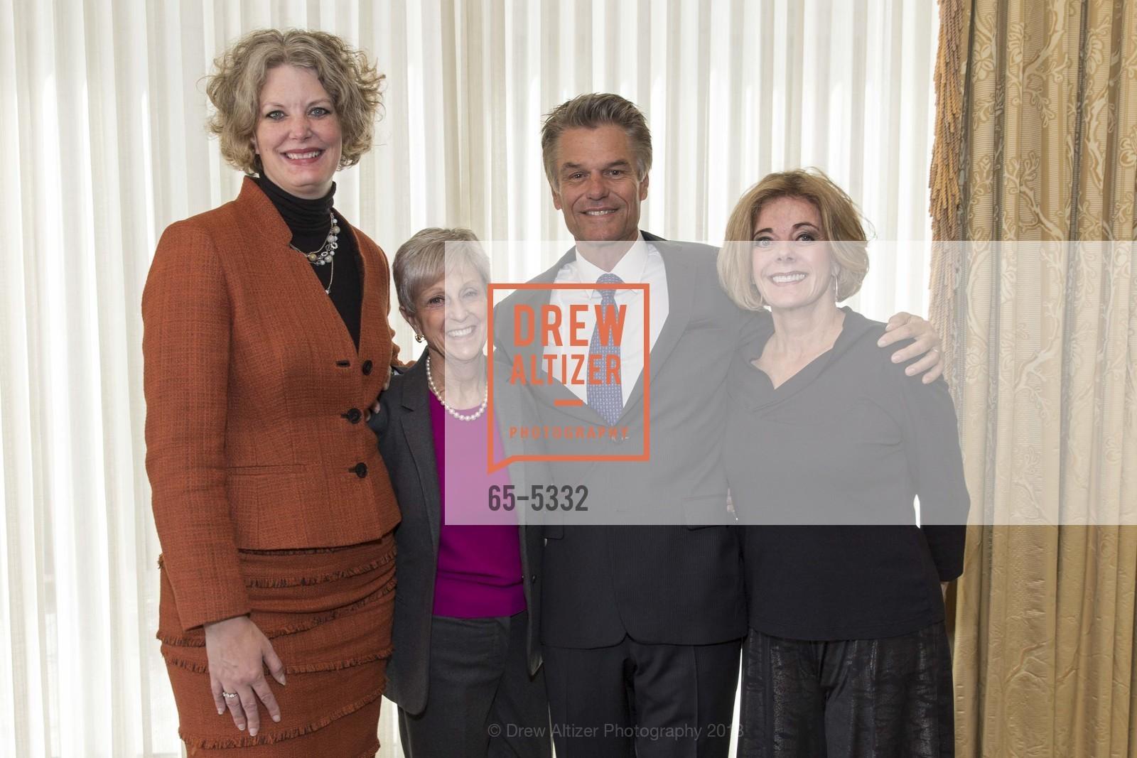 Jennifer Lindsay, Nancy Livingston, Harry Hamlin, Diane Hoge, Photo #65-5332