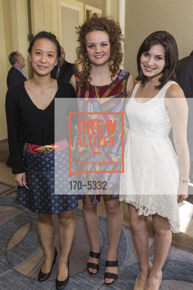 Christian Liang, Rosa Palmeri, Lauren Hart, Photo #170-5332