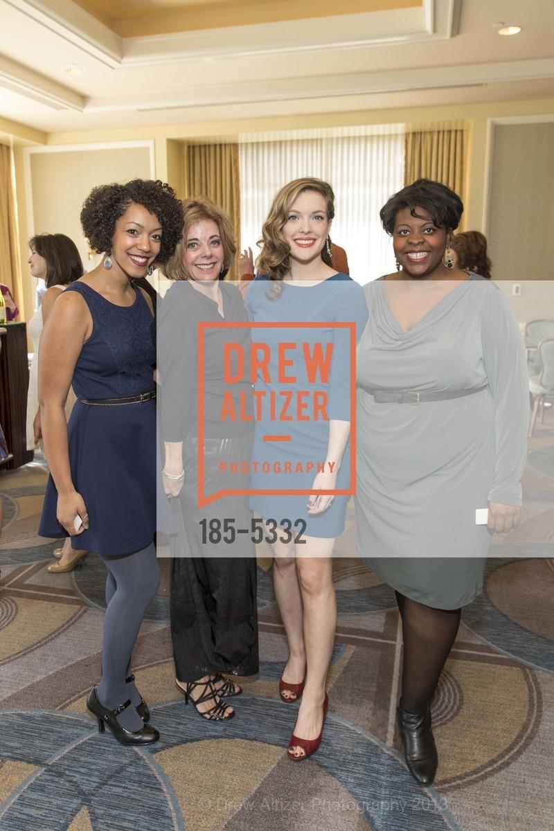 Nemuna Ceesay, Diane Hoge, Blair Busbee, Lateefah Holder, Photo #185-5332