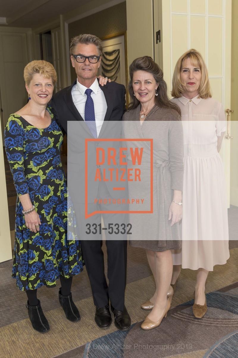 Carey Perloff, Harry Hamlin, Melissa Smith, Ellen Richard, Photo #331-5332
