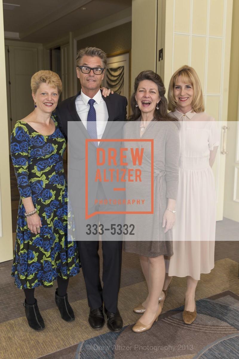 Carey Perloff, Harry Hamlin, Melissa Smith, Ellen Richard, Photo #333-5332