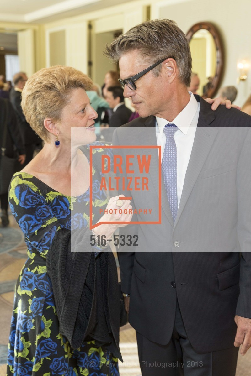 Carey Perloff, Harry Hamlin, Photo #516-5332