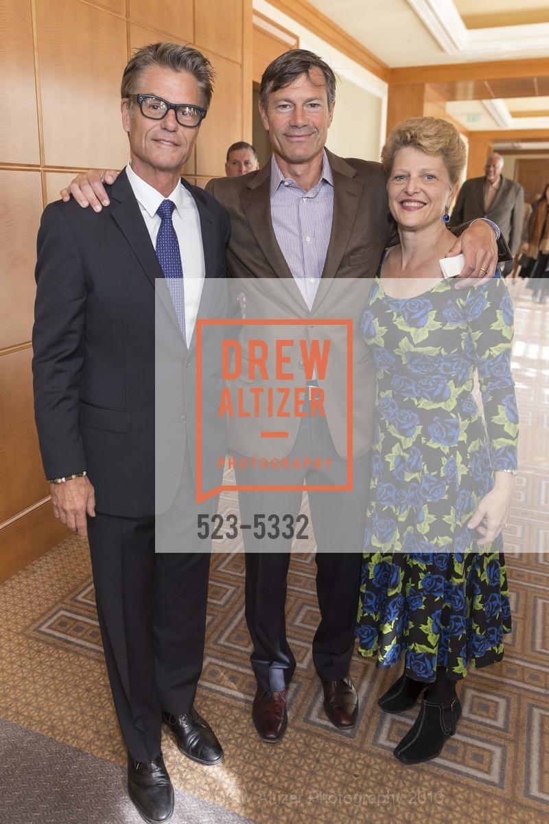 Harry Hamlin, Jeff Ubben, Carey Perloff, Photo #523-5332