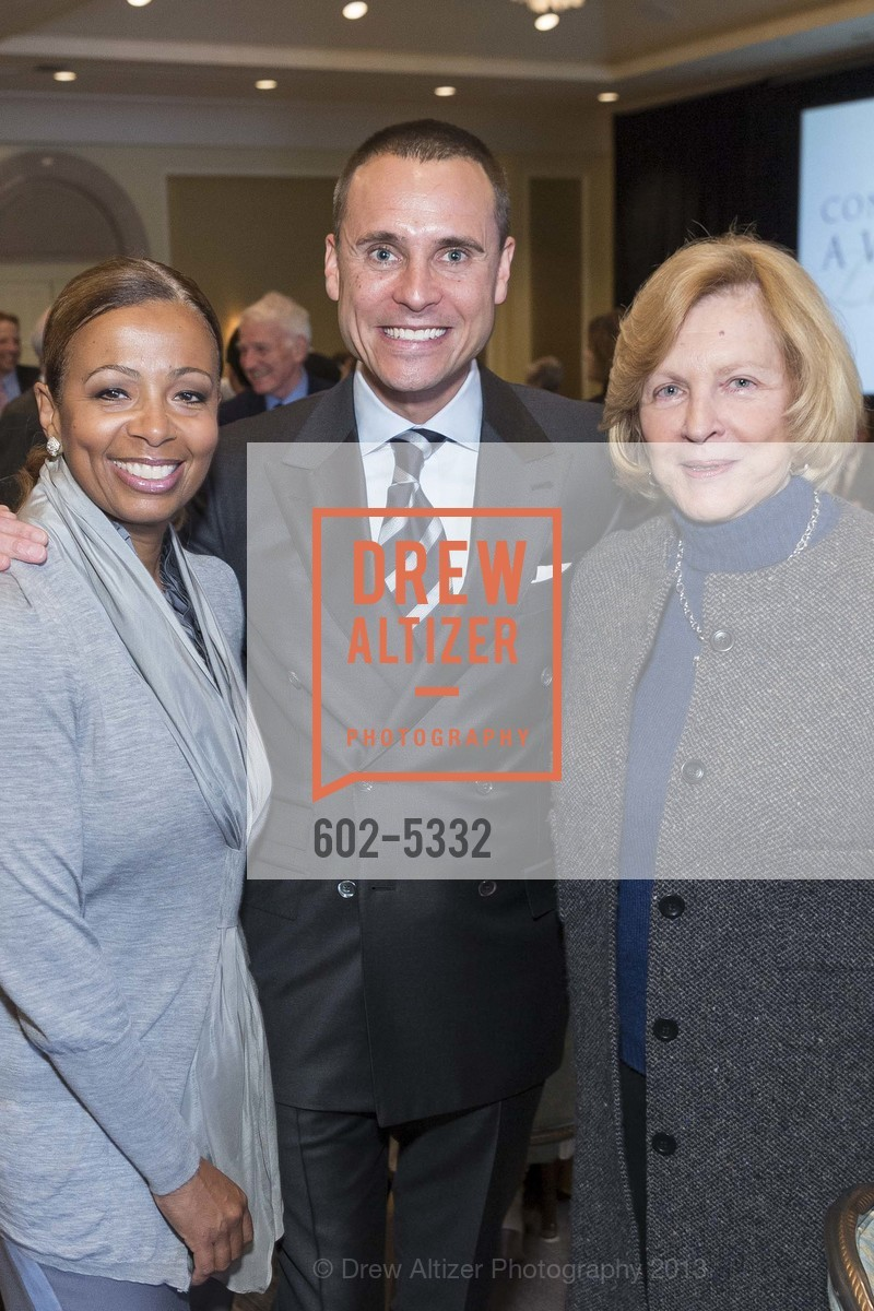 Sheree Chambers, Jeff Garelick, Cherie Mohrfeld, Photo #602-5332