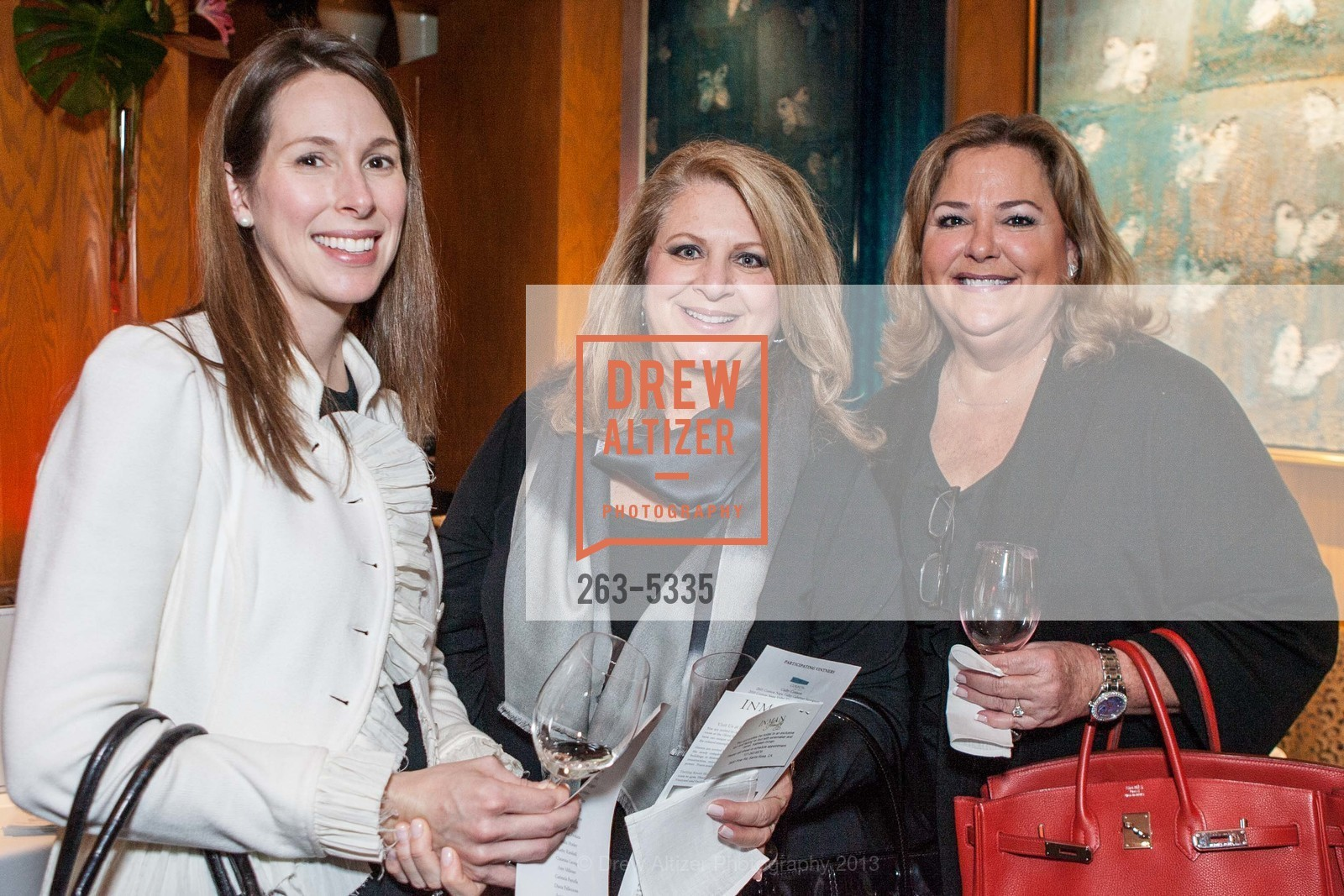 Katie Taormino, Diana Pelliccione, Anna Sangiacomo Kane, Photo #263-5335