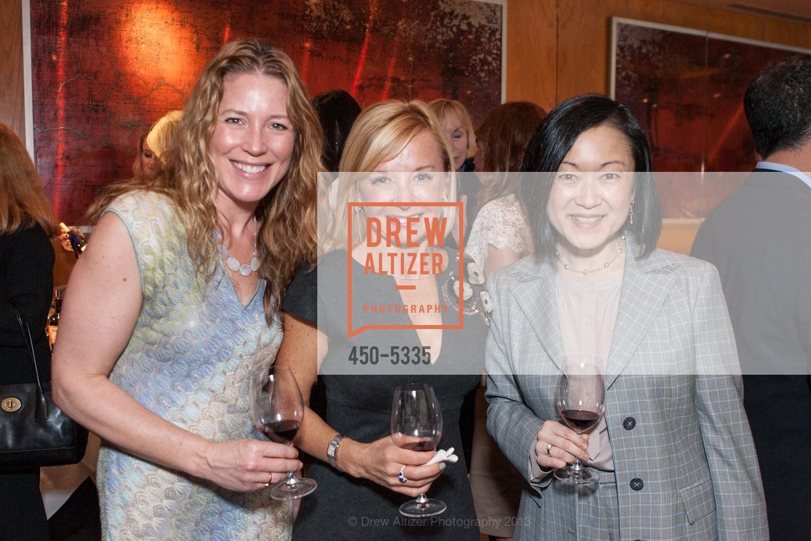 Christina Giguere, Meredith Eggers, Atsuko Watanabe, Photo #450-5335