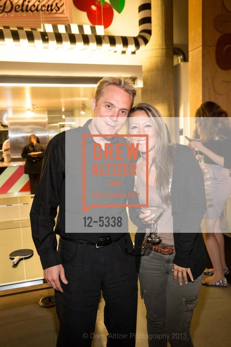 Kristian Segerstrale, Elena Rente, Photo #12-5338