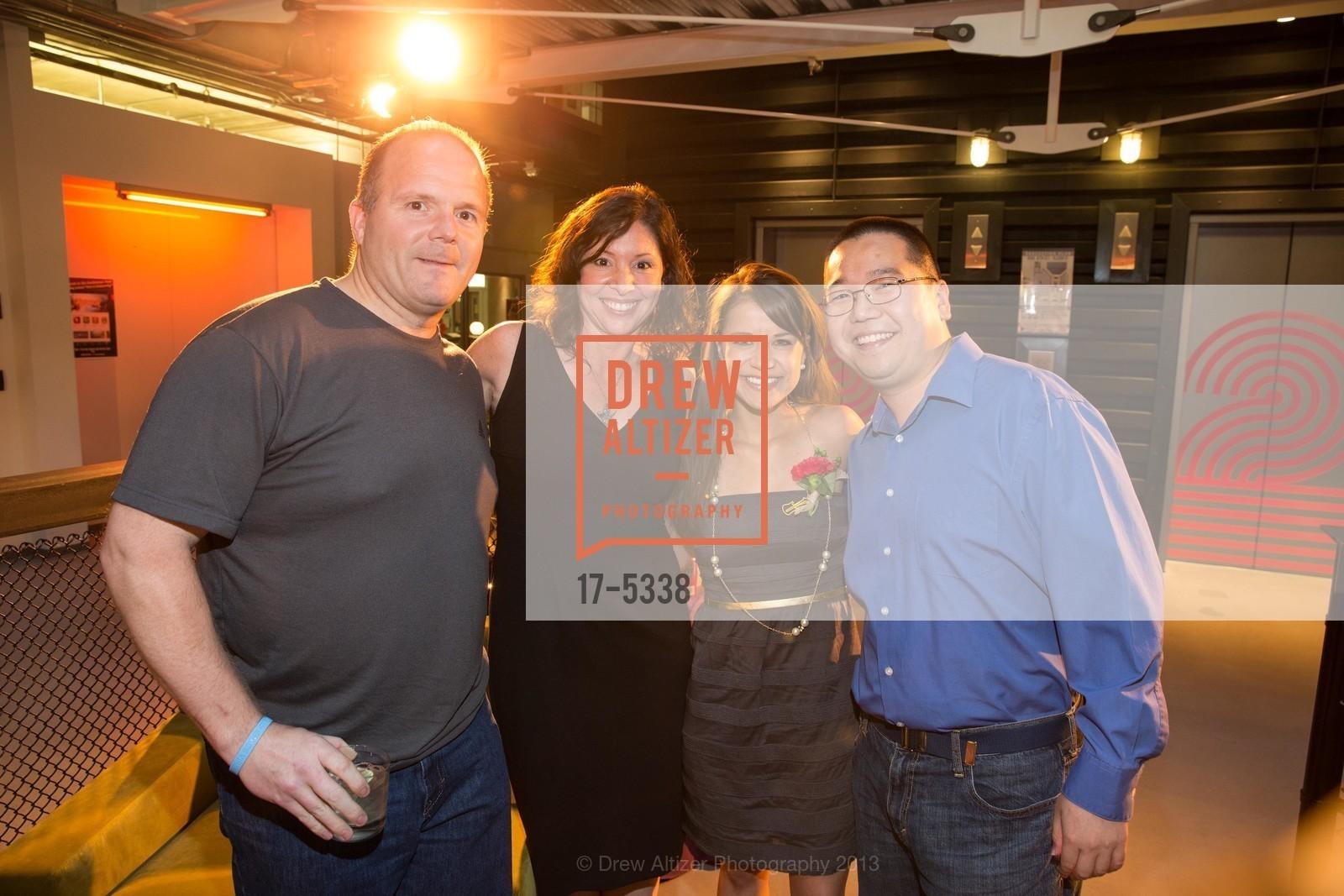 Derek Langton, Erika Graffeo, Mari Montoy-Wilson, Mendel Chuang, Photo #17-5338