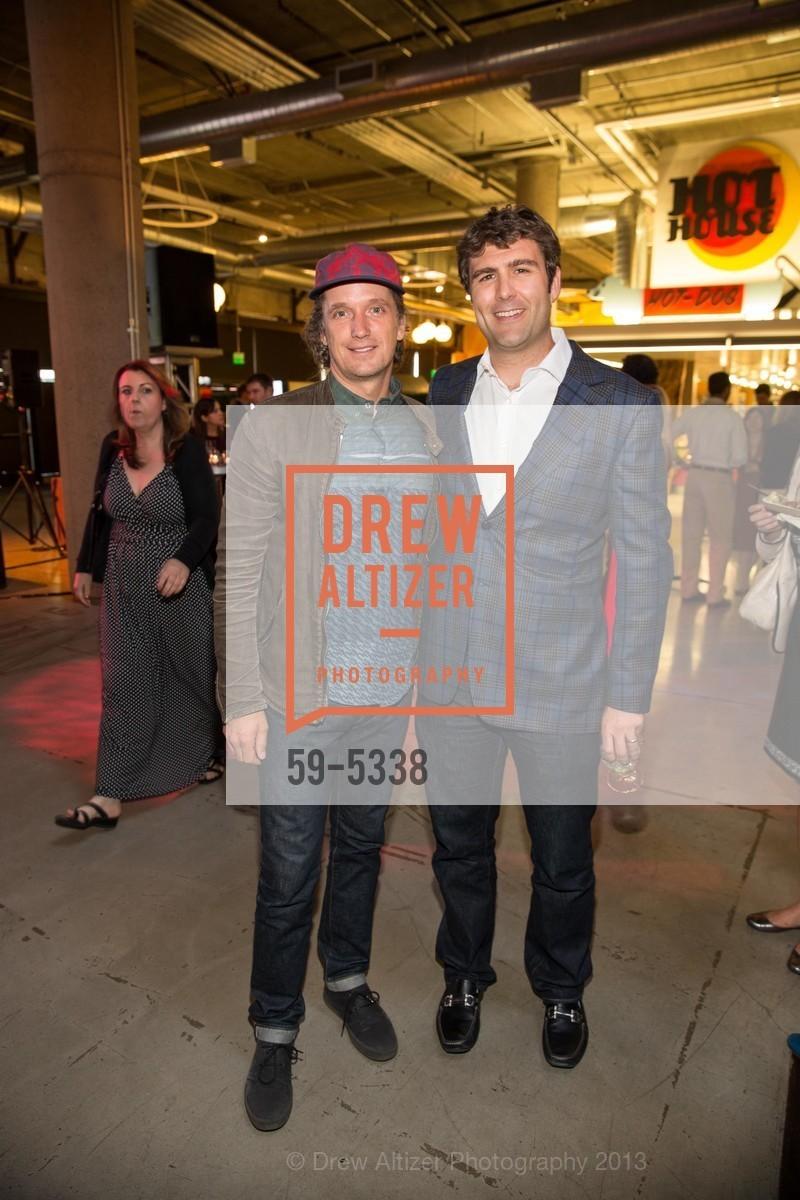 Yves Behar, Zachary Bogue, Photo #59-5338