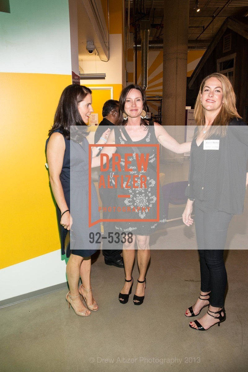 Nancy Rosenthal, Jeanette Price, Alison Martin, Photo #92-5338