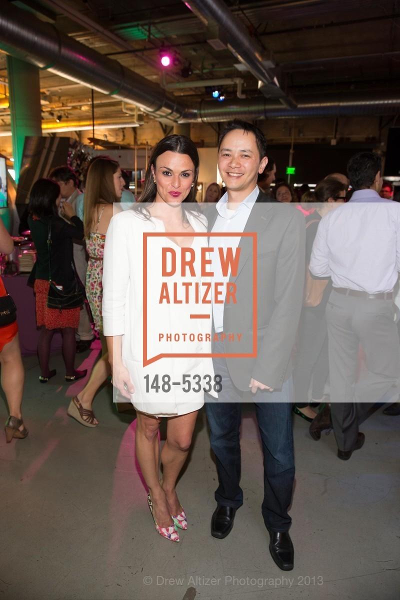 Christina Resasco, Steve Chen, Photo #148-5338