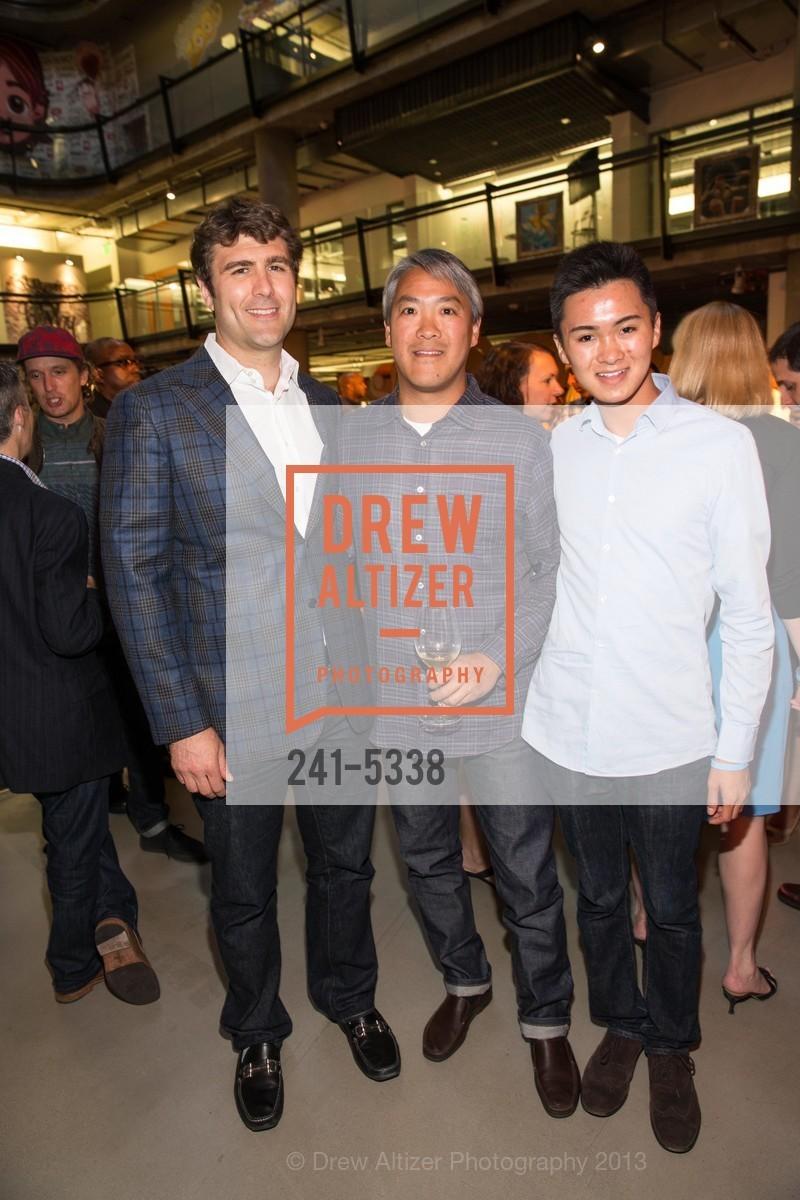 Zachary Bogue, Curtis Mo, Cullen Mo, Photo #241-5338