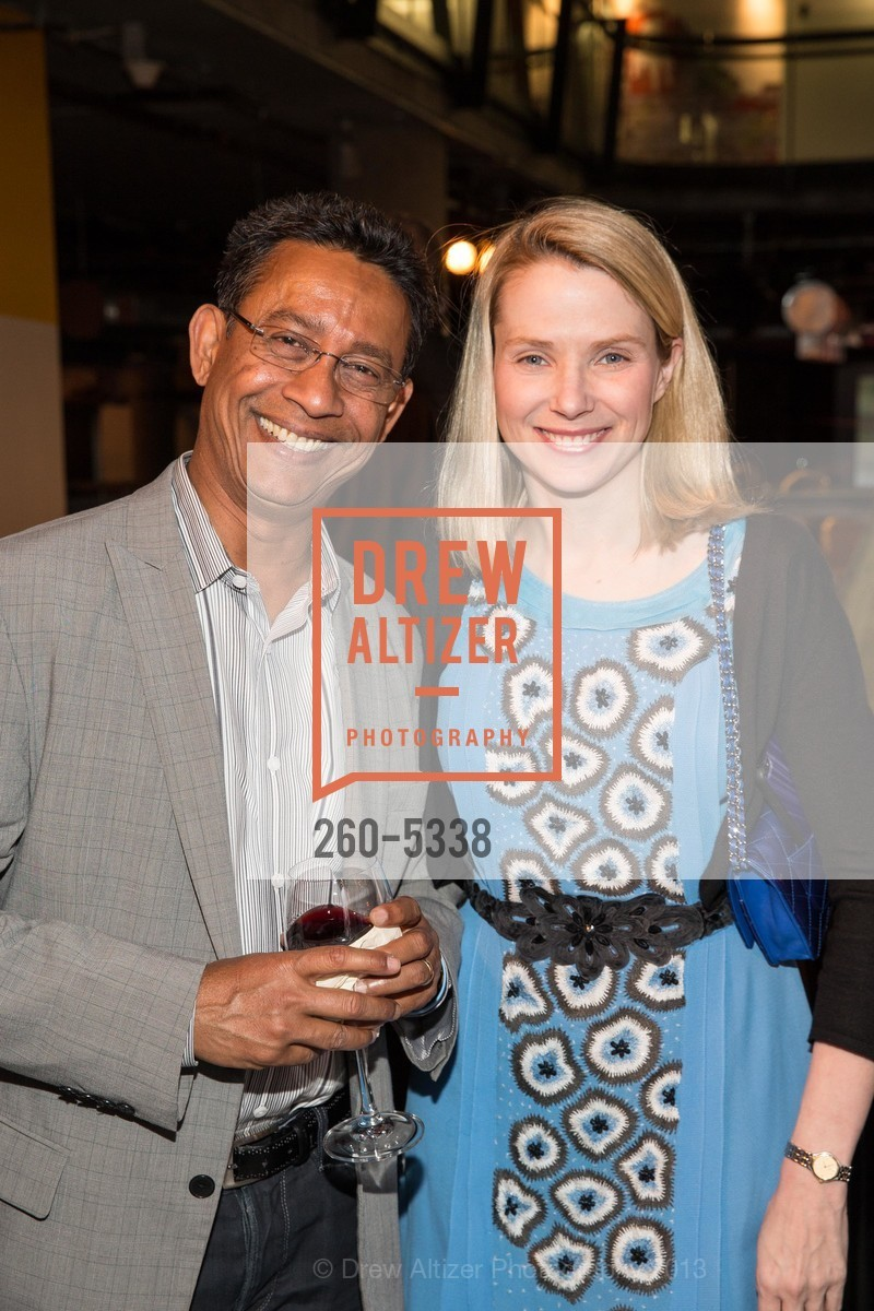 Amit Dasgupta, Marissa Mayer, Photo #260-5338