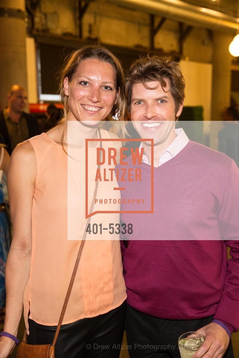 Renska Kleinsmann, Kevin Gough, Photo #401-5338
