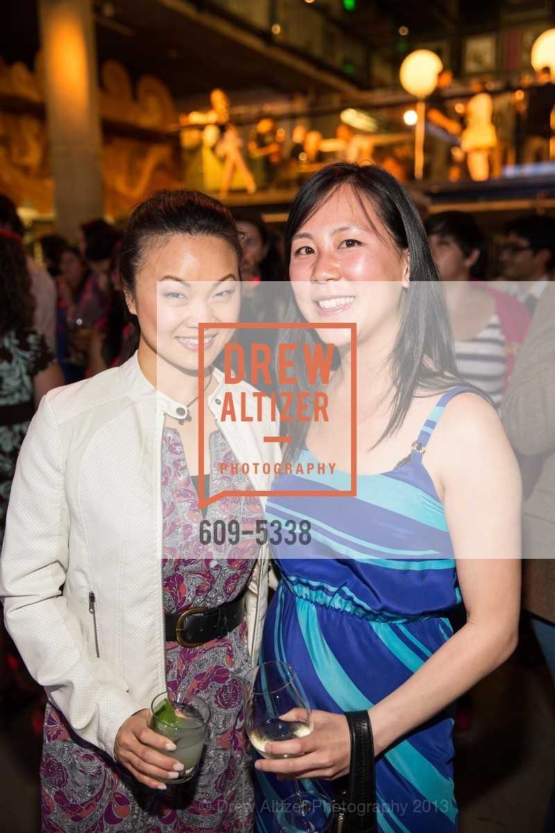 Vanessa Lee, Catherine Hsiao, Photo #609-5338