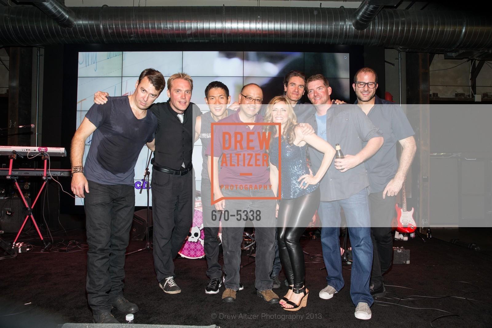 Ethan Beard, Jristian Segerstrale, Chris Pan, Jack Dunham, Sarah Oliver, Andy Barton, Philip Kaplan, Photo #670-5338