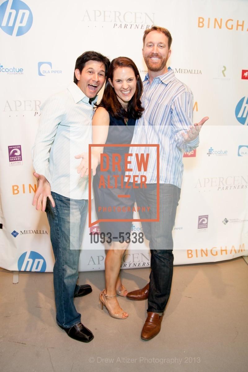 Erik Nierenberg, Nancy Rosenthal, Peter Harding, Photo #1093-5338