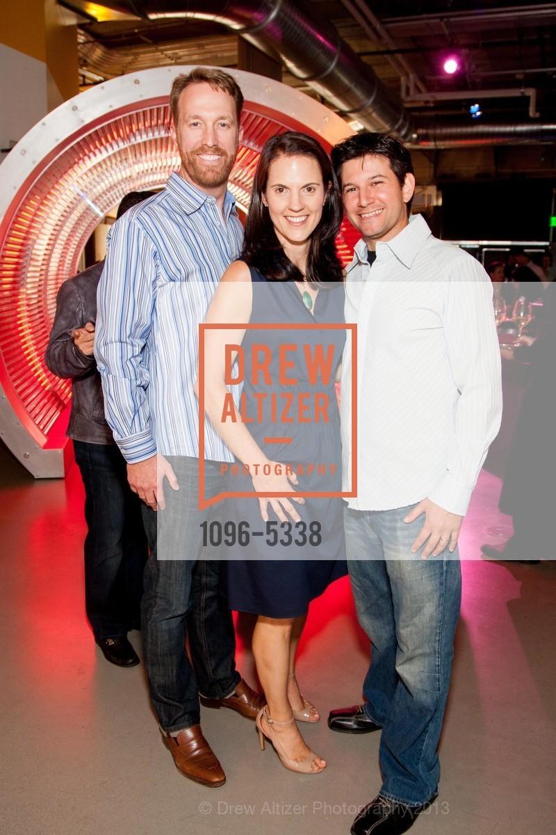Peter Harding, Nancy Rosenthal, Erik Nierenberg, Photo #1096-5338