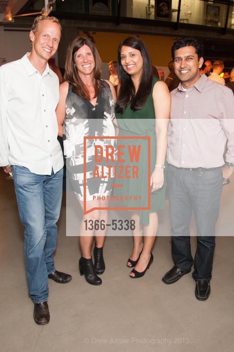 Brian Axe, Cindy Axe, Anjuli Mehrotra, Shishir Mehrotra, Photo #1366-5338