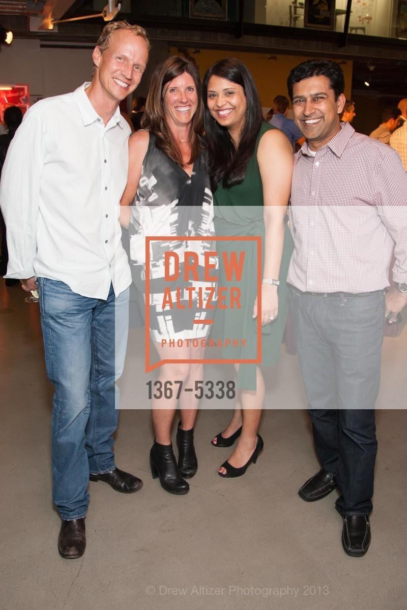 Brian Axe, Cindy Axe, Anjuli Mehrotra, Shishir Mehrotra, Photo #1367-5338