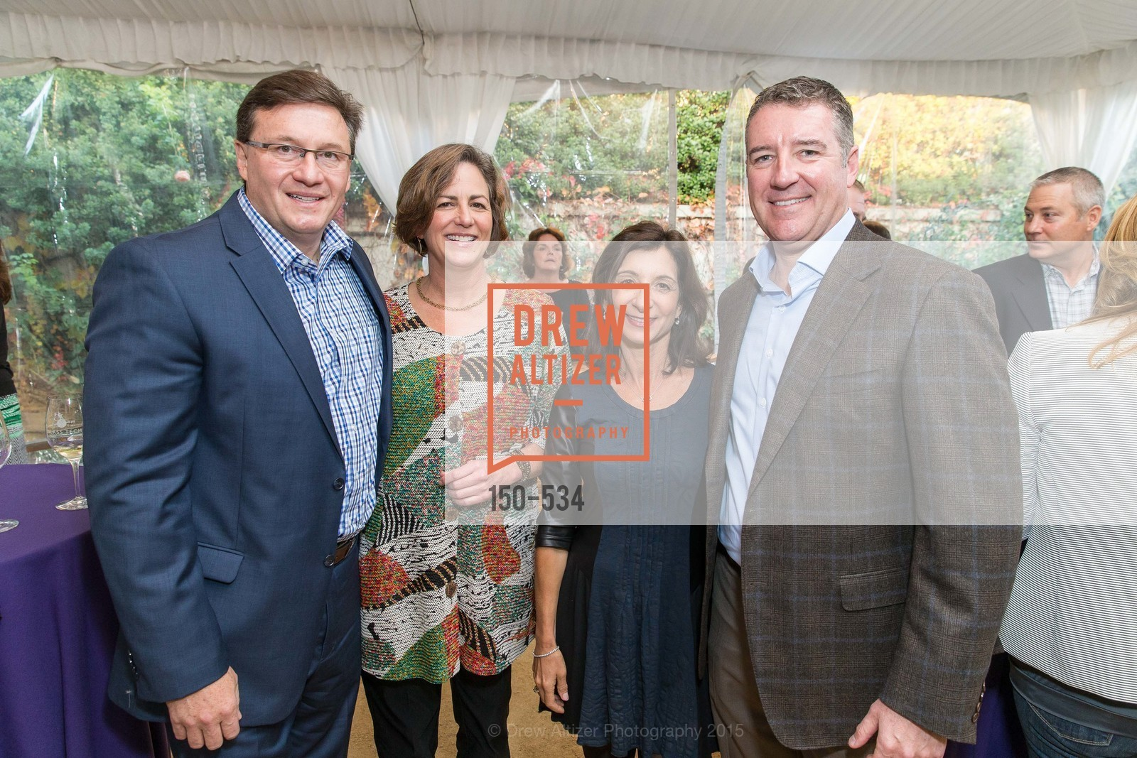 Brian Van Weele, Karen Van Weele, RoseAnn Frank, Tom Frank, Perfecting Pairings - Food, Wine and Stories, Chateau St Jean, Kenwood, November 14th, 2015,Drew Altizer, Drew Altizer Photography, full-service agency, private events, San Francisco photographer, photographer california