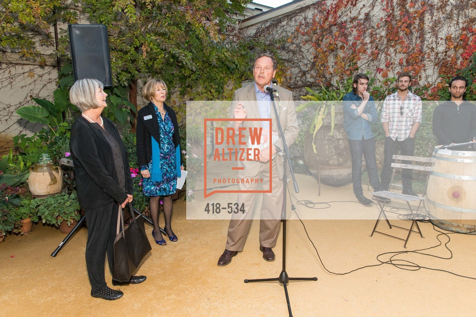 Millie Barrett, Anne Coyne, John Barrett, Perfecting Pairings - Food, Wine and Stories, Chateau St Jean, Kenwood, November 14th, 2015,Drew Altizer, Drew Altizer Photography, full-service agency, private events, San Francisco photographer, photographer california