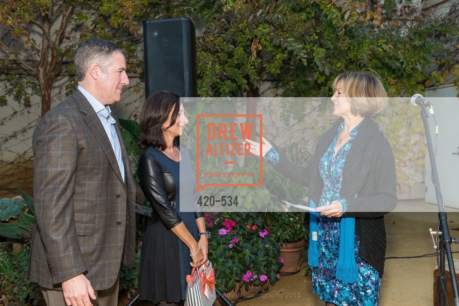 Tom Frank, RoseAnn Frank, Anne Coyne, Perfecting Pairings - Food, Wine and Stories, Chateau St Jean, Kenwood, November 14th, 2015,Drew Altizer, Drew Altizer Photography, full-service agency, private events, San Francisco photographer, photographer california