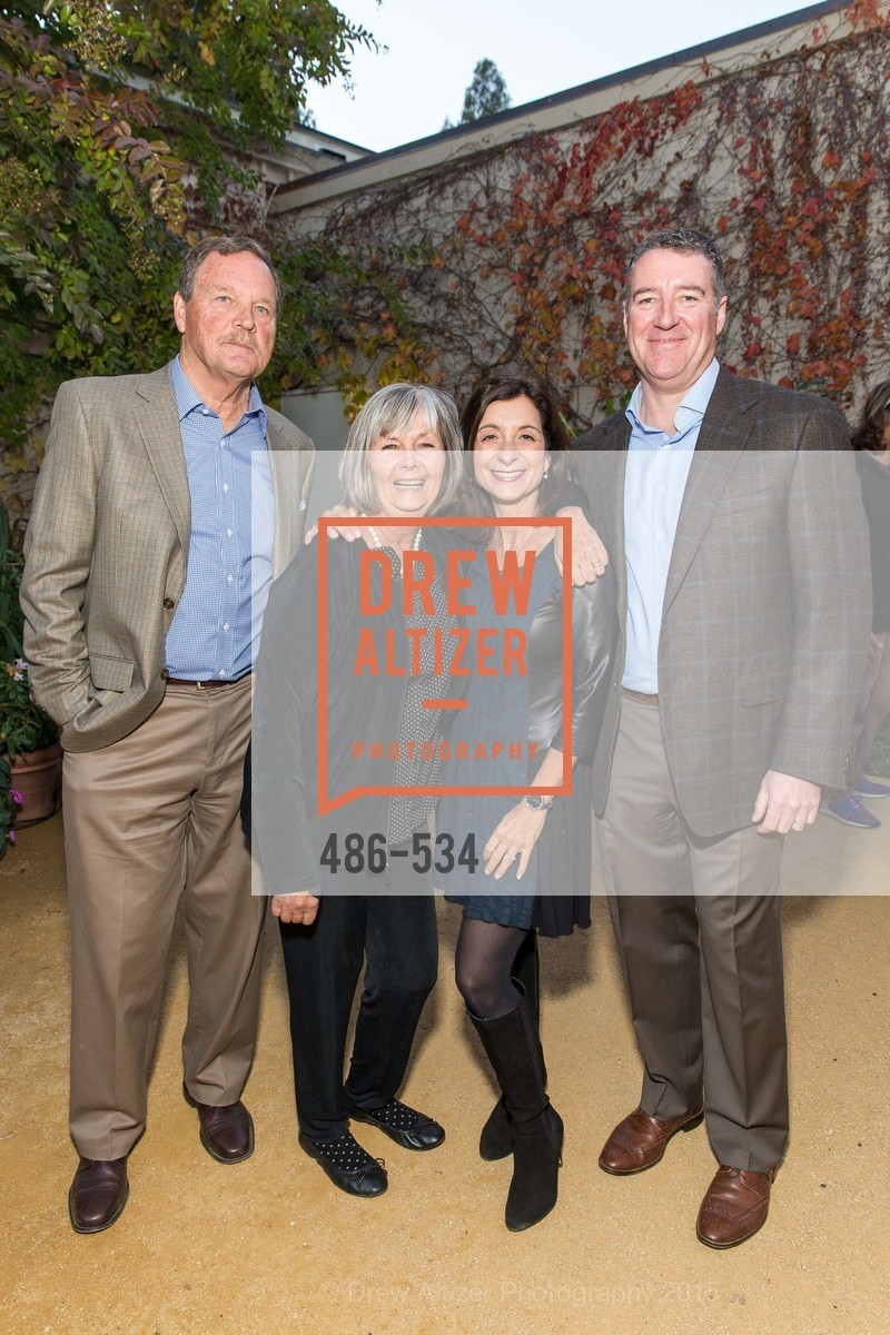 John Barrett, Millie Barrett, RoseAnn Frank, Tom Frank, Perfecting Pairings - Food, Wine and Stories, Chateau St Jean, Kenwood, November 14th, 2015,Drew Altizer, Drew Altizer Photography, full-service event agency, private events, San Francisco photographer, photographer California