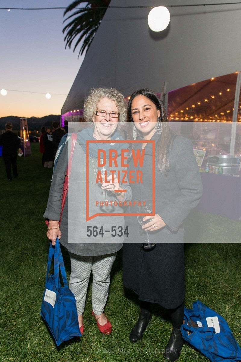 Kate Benstead, Renata Virk, Perfecting Pairings - Food, Wine and Stories, Chateau St Jean, Kenwood, November 14th, 2015,Drew Altizer, Drew Altizer Photography, full-service agency, private events, San Francisco photographer, photographer california