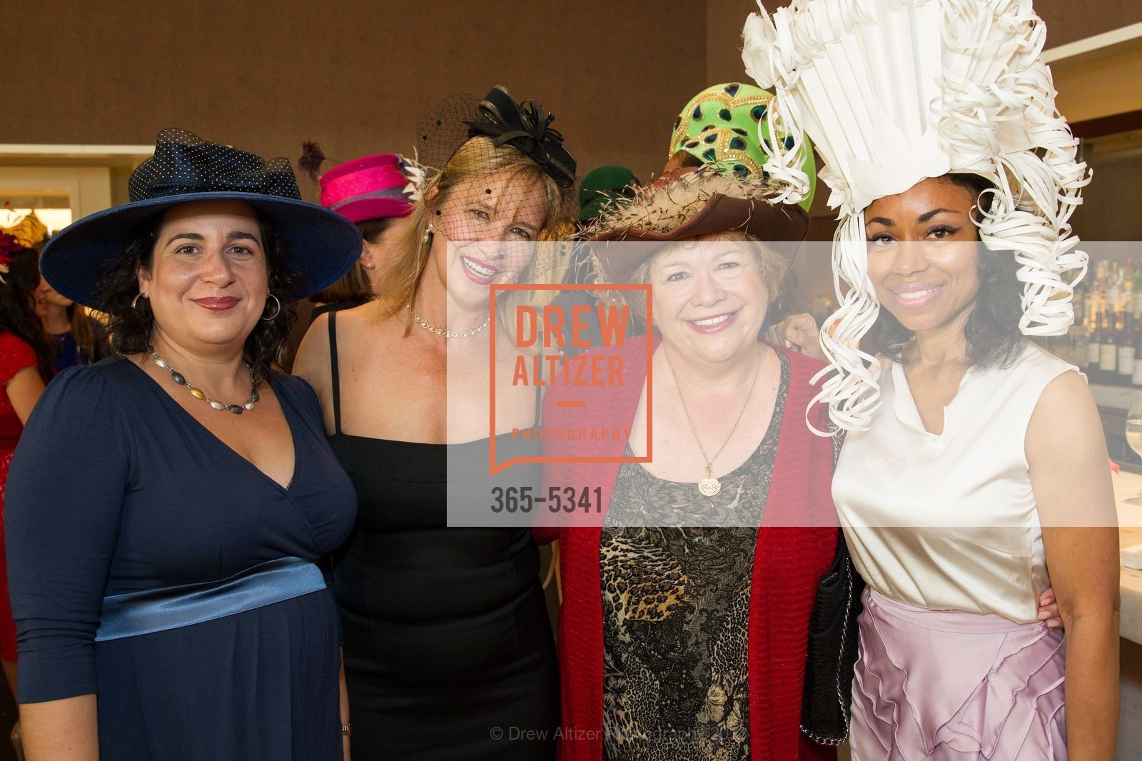 Maria Nicolacakis, Charley Zeches, Jan Wahl, Tanya Powell, Photo #365-5341