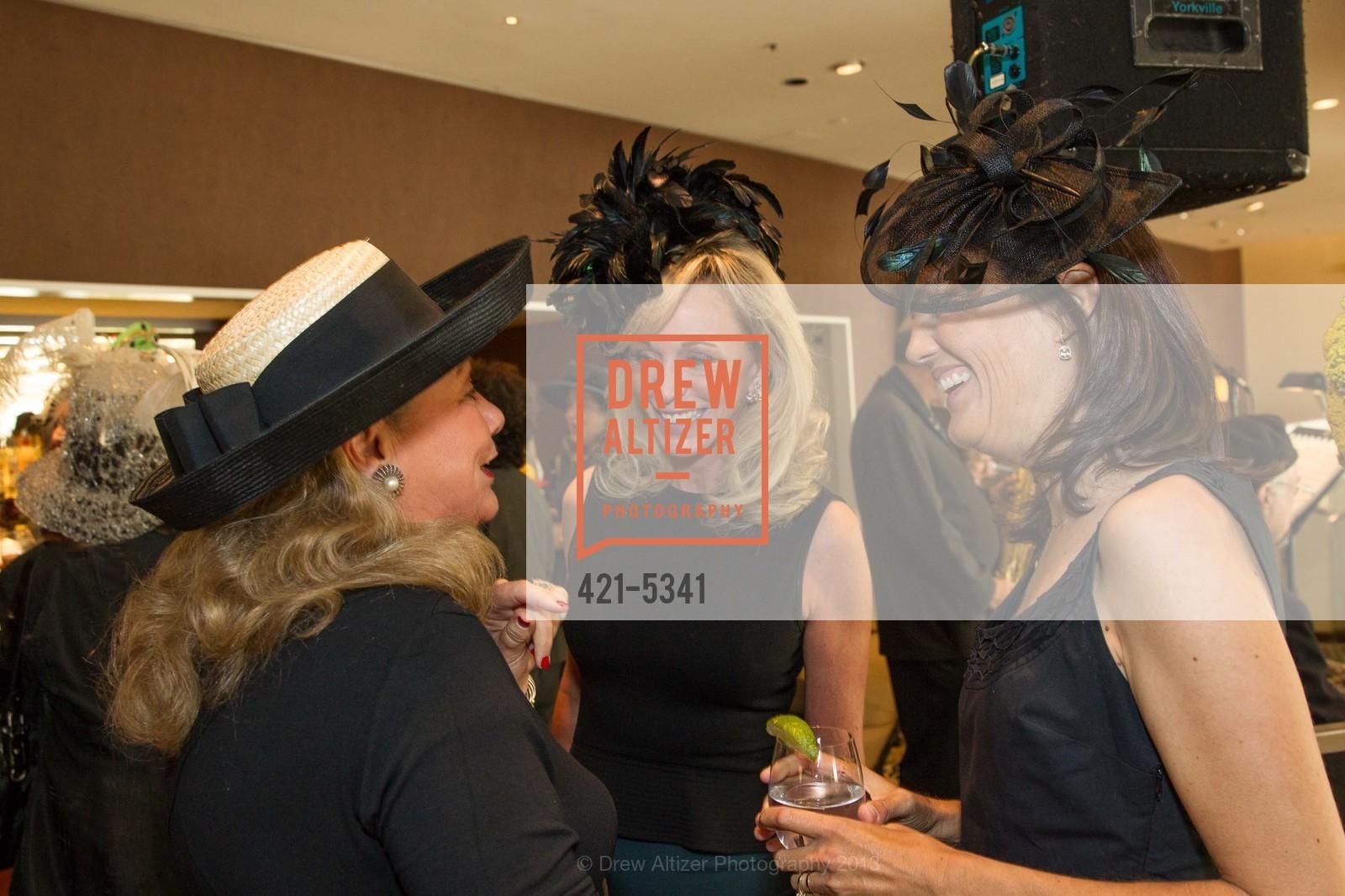 Jill Toth, Patricia Stephens, Laurie Rohrbach, Photo #421-5341
