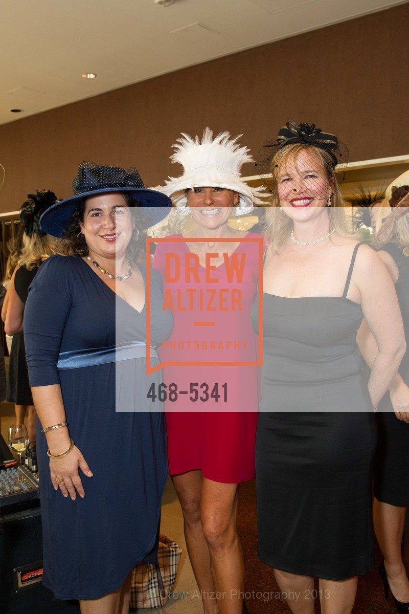 Maria Nicolacakis, Debbie DiMaggio, Charley Zeches, Photo #468-5341