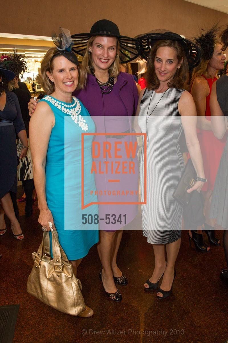 Marie Hurabiell, Mindy Henderson, Susan Dossetter, Photo #508-5341