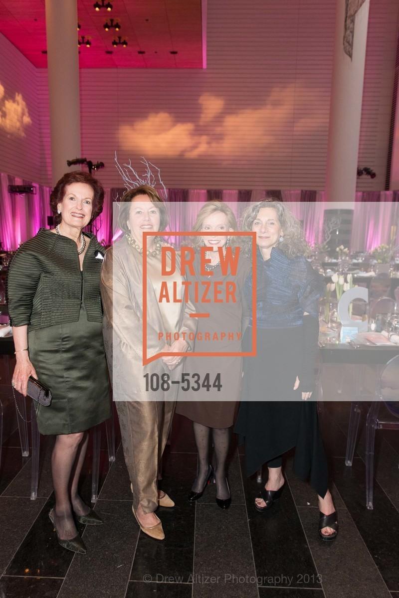 Hellen Raiser, Linda Gruber, Ann Fisher, Frish Brandt, Photo #108-5344