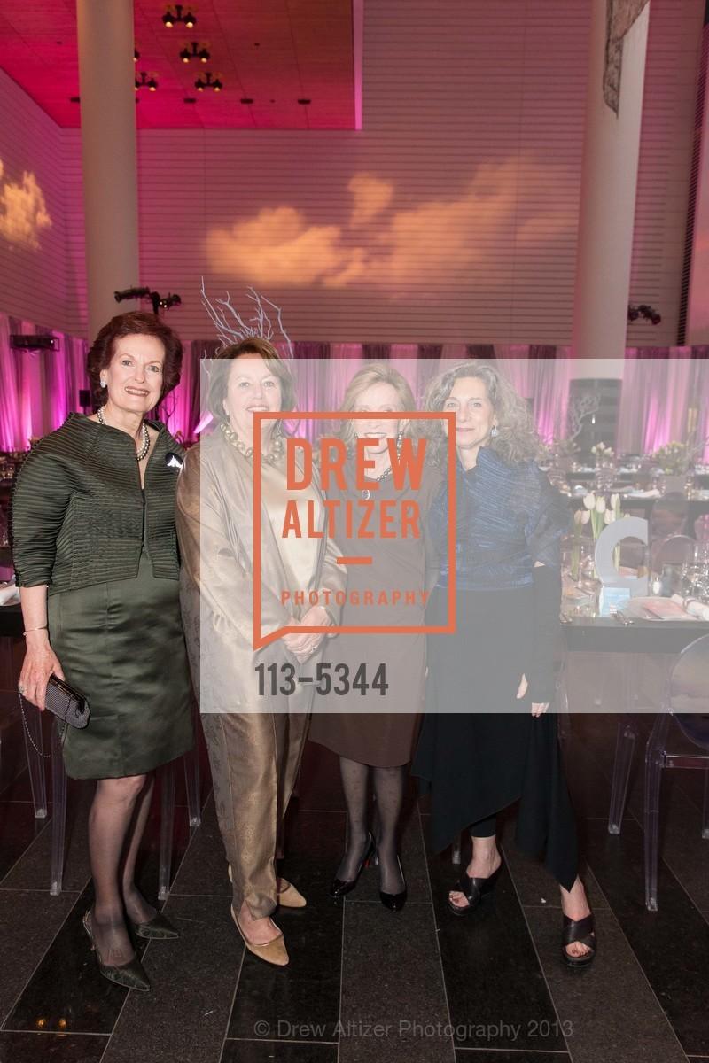 Hellen Raiser, Linda Gruber, Ann Fisher, Frish Brandt, Photo #113-5344