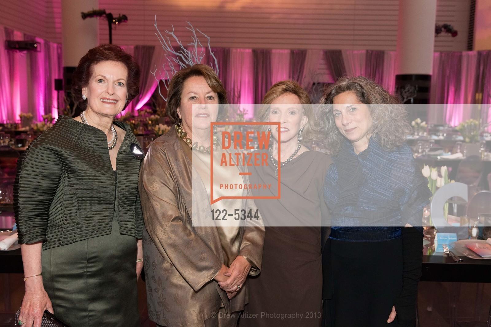 Hellen Raiser, Linda Gruber, Ann Fisher, Frish Brandt, Photo #122-5344